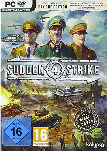 Sudden Strike 4 [PC]