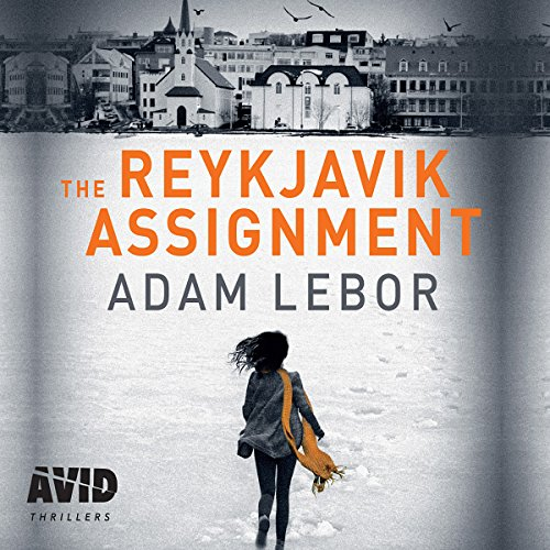 The Reykjavik Assignment audiobook cover art