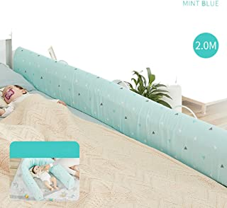 YXGH@ Bed Rail Baby Shatter-Resistant Fence Crib Guardrail Anti-Drop Children's Bed Free Modeling Easy Installation Creative Fence