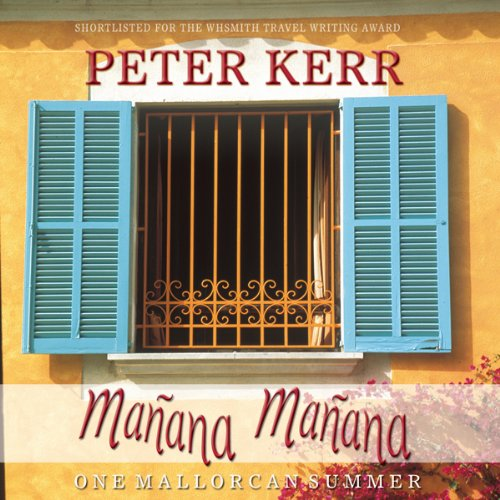 Manana Manana audiobook cover art