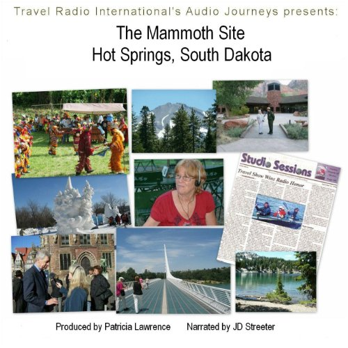 Audio Journeys: Mammoth Site of Hot Springs South Dakota audiobook cover art