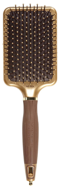 Olivia Garden NanoThermic Ceramic + Ion Styler Hair Brush
