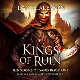 Kings of Ruin cover art
