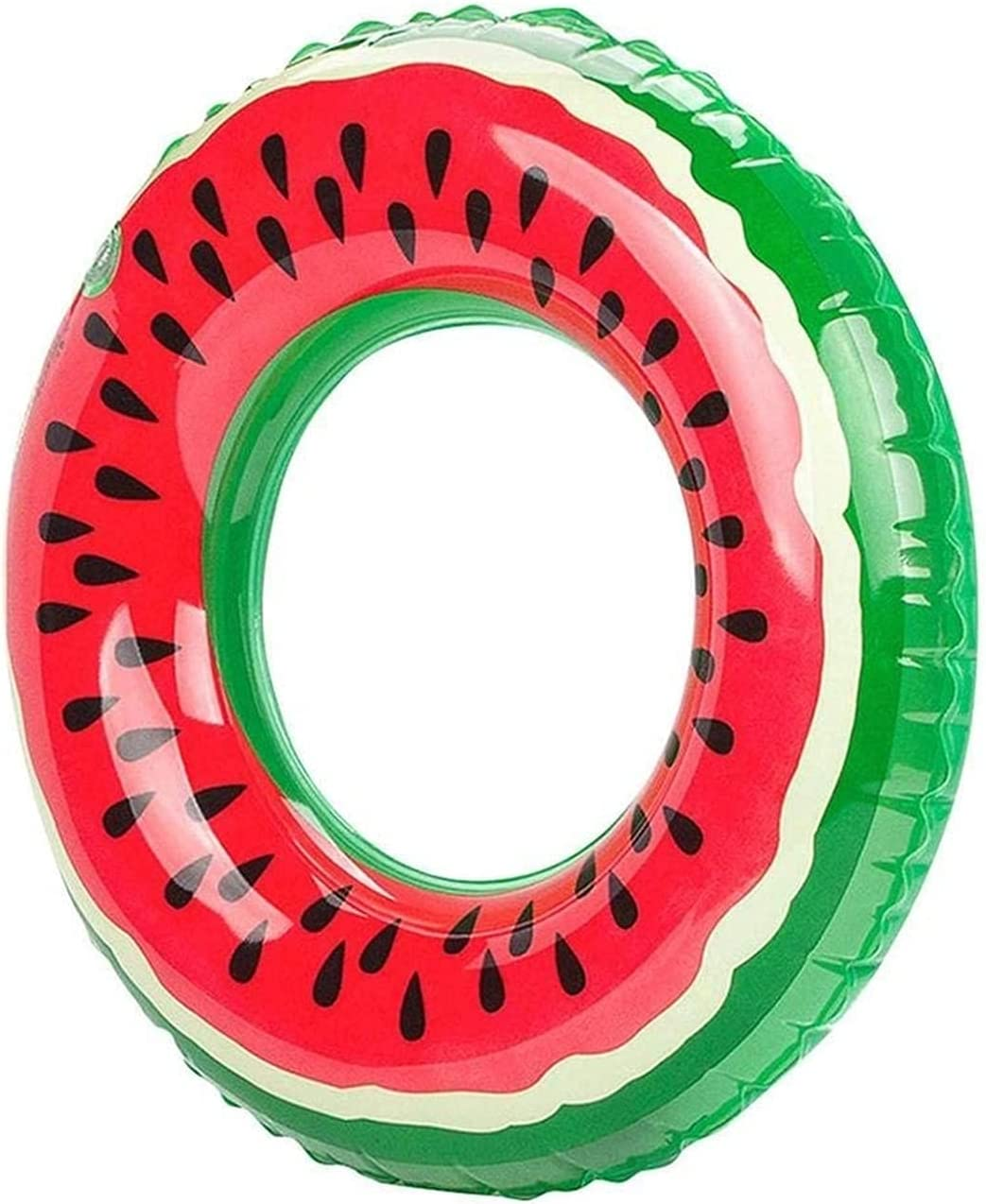 GDYJP Swimming Ring Outdoor Watermelon El Paso Mall Inflatable Pool Ci Bargain Float