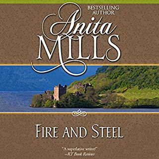 Fire and Steel audiobook cover art