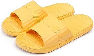 WINZYU Chaussures de Plage Femmes Hommes Claquettes de Douche Chaussons Antidérapantes Pantoufles Piscine Salle de Bain