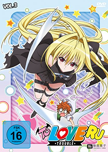 To Love Ru: Trouble - Staffel 1 - Vol.3 - [DVD]