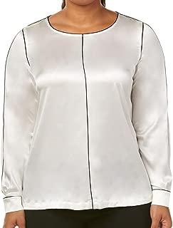 max mara white blouse
