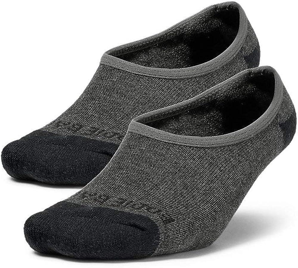 Eddie Bauer Women's Tipped No-Show Liner Socks - 2-Pack