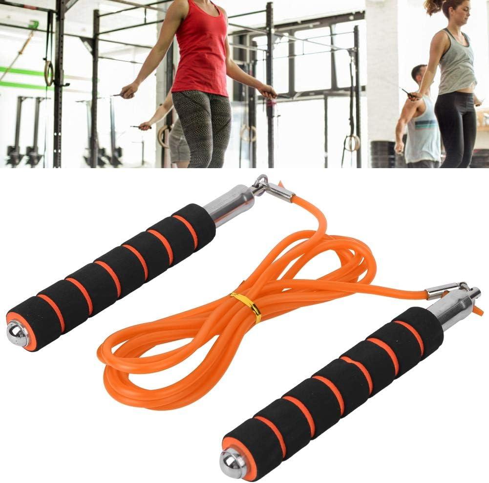 Tgoon Adjustable Sport Jumprope, Half Hour Jumprope Sport Resist