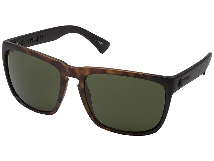 Electric Eyewear Knoxville XL (Tort Burst/Ohm Grey) Sport Sunglasses