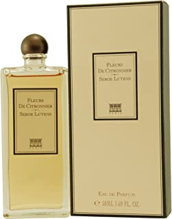 Serge Lutens Fleurs De Citronnier Eau De Parfum Spray for Women, 1.7 Ounce
