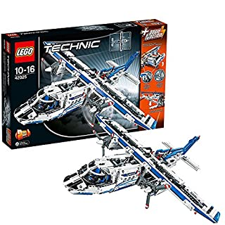 LEGO Technic 42025 - Frachtflugzeug (B00F3B48YA) | Amazon price tracker / tracking, Amazon price history charts, Amazon price watches, Amazon price drop alerts