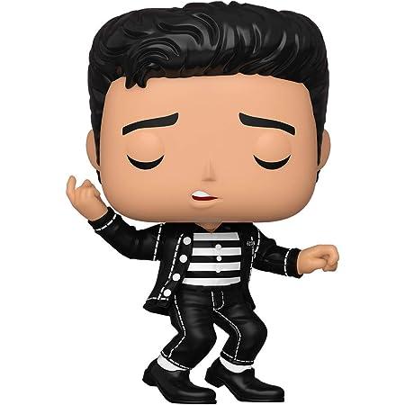 Funko- Pop Rocks Elvis-Jailhouse Rock Figura coleccionable, Multicolor (40138)
