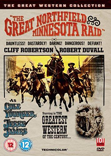 The Great Northfield Minnesota Raid (Great Western Collection) [DVD]