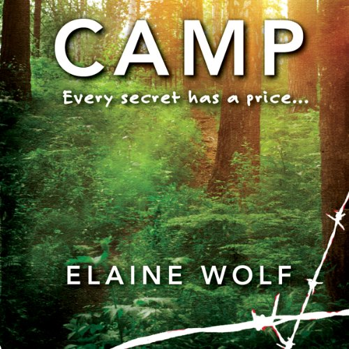 Camp audiobook cover art