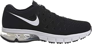 Mens Air Trainer 180 Black/White Synthetic Cross-Trainers Shoes 12 D US