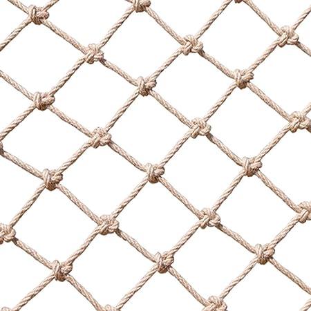 Anti-caída Neta De Cáñamo Cuerda Net - Muro De Escalada ...