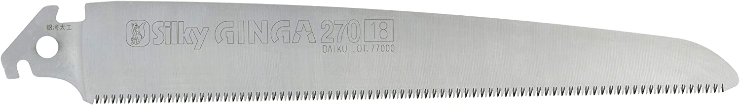 Silky Replacement Blade 2021new shipping free shipping For GINGA Carpentry 100% quality warranty Fine 270 Teeth #22