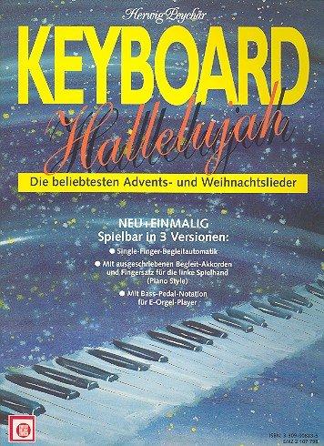 Keyboard Hallelujah: Die beliebtesten Advents- und