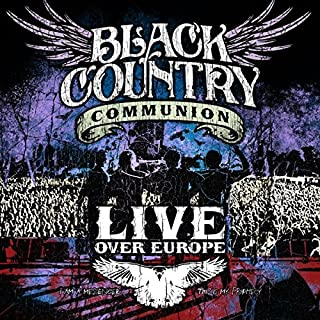 Black Country Communion - Live Over Europe [Blu-ray] [Import]