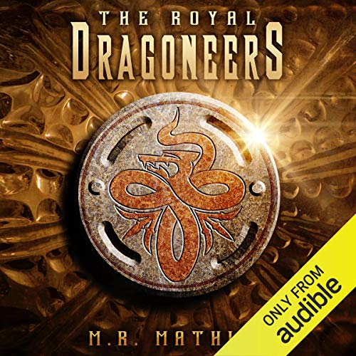 The Royal Dragoneers     The Dragoneer Saga, Book One              By:                                                                                                                                 M. R. Mathias                               Narrated by:                                                                                                                                 Christine Padovan                      Length: 11 hrs and 50 mins     6 ratings     Overall 3.8