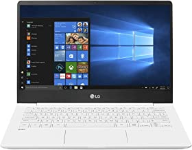 LG Gram Thin and Light Laptop White 13-13.99 inches