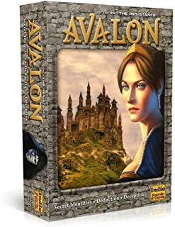 The Resistance: Avalon Card Board Game