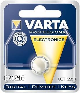 VARTA Batterie Lithium CR1216 1er bulk