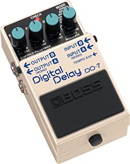 boss dd6 delay pedal