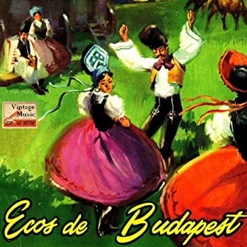 """Vintage Jazz Nº 45 - EPs Collectors, """"Echoes Of Budapest"""""""
