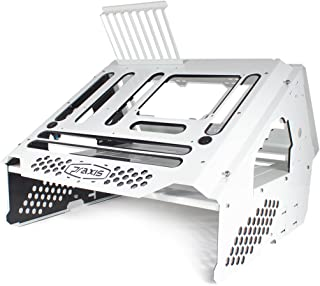 Praxis WetBench - White w/Black PMMA Accents