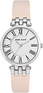 Anne Klein AK/N2619SVLP Analog Quartz Pink Watch