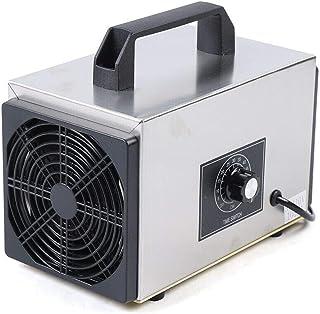 10 g industriell ozoniserare bärbar luftrenare ozonanordning med timing switch ozongenerator för rum, rök, bilar