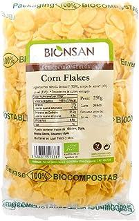 Bionsan CORN FLAKES Ecológicos - 3 bolsas de 250gr - Total: 750gr