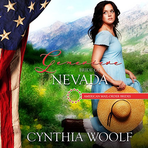Genevieve: Bride of Nevada audiobook cover art