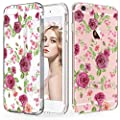 iPhone 6s Case, Imikoko™ Fashion Luxury Protective Hybrid Beauty Crystal Rhinestone Sparkle Glitter Hard Diamond Case Cover For iPhone 6s/6