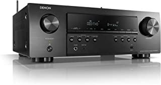 AVR-S650H 5.2-Ch x 75 Watts A/V Receiver w/HEOS (Renewed)