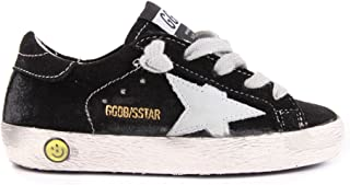 93e4ea2e6c2a52 Golden Goose Baskets (Sneakers) Basse Suede Superstar Noir