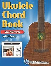 Ukulele Chord Book - Over 300 Chords