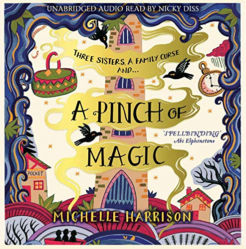 A Pinch of Magic  By  cover art