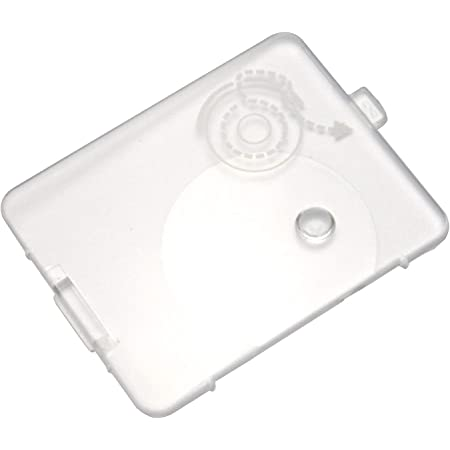 511 3323 2 piezas #416428301 tapa de bobina placa deslizante compatible con Singer Talent 3321 4423 5511 4411 CKPSMS