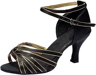 Colourful Day Latin Dance Women Shoes Ballet Shoes Woman High Heels Sandals Sneakers Women Black Dancing Shoes for Women Zapatos De Mujer 2019