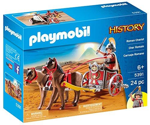 Playmobil: Cuadriga Romana  5391
