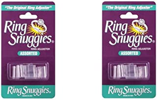 2 X Ring Snuggies - The Original Ring Adjusters - Assorted Sizes