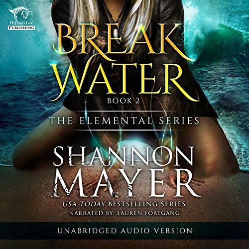 Breakwater audiobook cover art