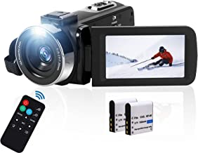 Sponsored Ad - Video Camera Camcorder Digital Camera Recorder Full HD 2.7K 30FPS 42MP Camcorder for YouTube 3.0 Inch 270 D...