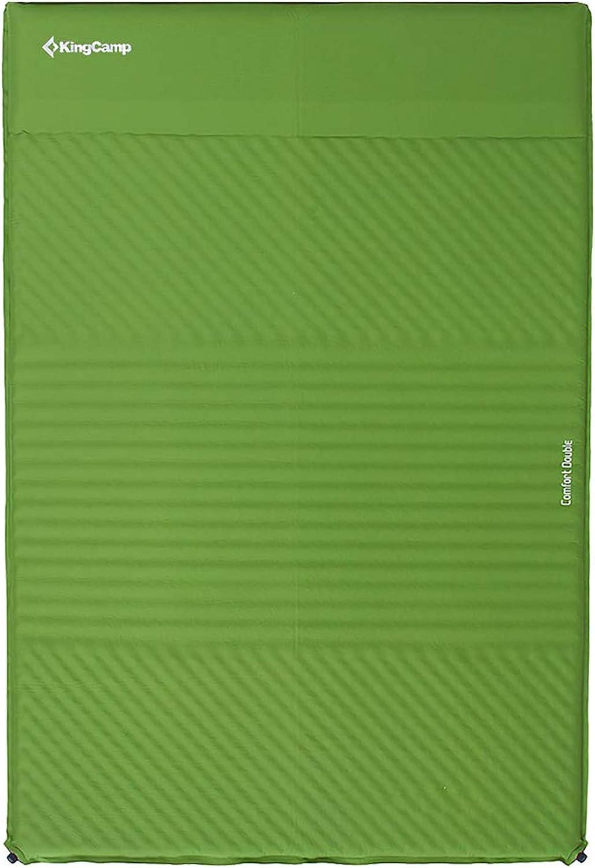 El Paso Mall KingCamp Sleeping Pad Double Single Self-Inflating Mat Air Indefinitely Mattr
