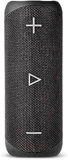 BlueAnt X2 Portable Bluetooth Speaker, Black (X2-BK)