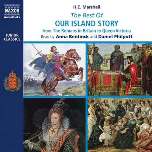 The Best of Our Island Story audiobook cover art